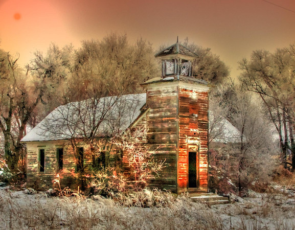 Old Red Willow Schoolhouse